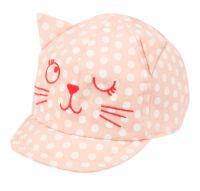 KIDS COTTON CAT CAP BB2784