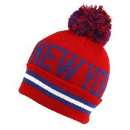 BEANIES WITH POMPOM/NEW YORK BN1603
