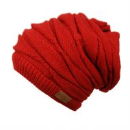 RUCHED 2-IN-1 SLOUCHY BEANIE HEAD WRAP BN1999
