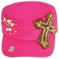 COTTON CADET HATS CD1530