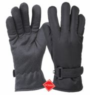 LADIES WATERPROOF GLOVE W/THERMAL FLEECE LINING GL2023LADIE