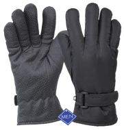 MEN'S WATERPROOF GLOVE W/THERMAL FLEECE LINING GL2023MEN