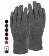 LADIES JERSEY TOUCH SCREEN GLOVE GL2025