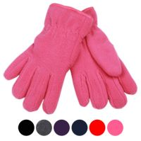 KIDS WINTER FLLECE GLOVE GL2032ASST