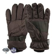 MEN'S WATERPROOF SKI GLOVE W/THERMAL FLEECE LINING GL3011MEN