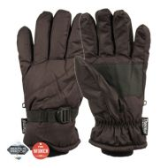 LADIES WATERPROOF SKI GLOVE W/THERMAL FLEECE LINING GL3011WOMEN
