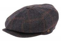 TWEED PLAID WOOL BLEND NEWSBOY HATS NSB2745