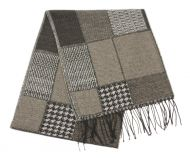 MULTI PATCH MEN'S SCARF SC053
