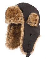 WINTER FAUX FUR BUMBER TRAPPER HATS TP2721